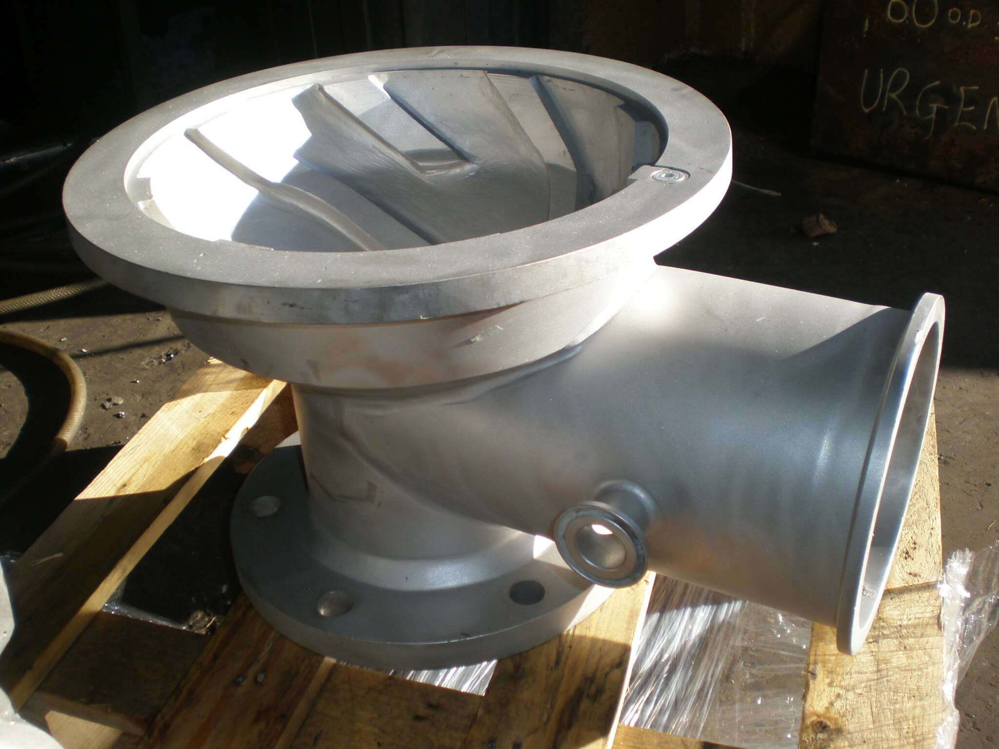 Refurbished Grinder Part